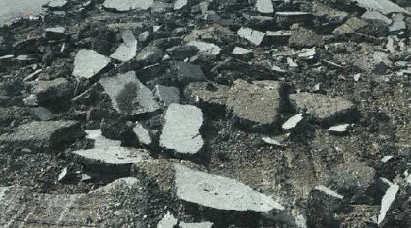 parking lot repair Hampton VA